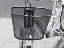 Panier Vélo Avant Fabriqué en Finlande + Fixation en Inox
