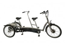 Tandem Tricycle T-Plus