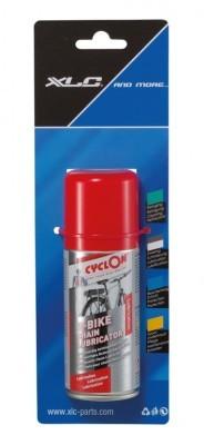 spray huile pour chaîne Cyclon p. VAE