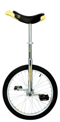 Monocycle QU-AX 20' Luxus chrome