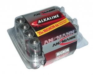 pile Ansmann Alkaline Mignon LR 06