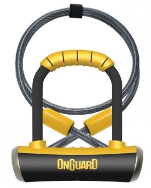 Antivol U Onguard avec câble et sup.