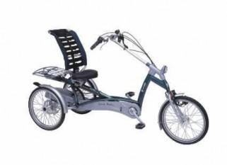 Tricycle Electrique Easy Rider Adulte XXL jusqu'au 180 KG