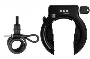 antivol cadre Axa Solid Plus noir