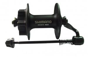 FW disc brake hub Shimano HBM475
