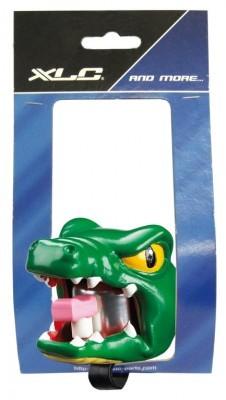 Sonnette Crazy Stuff Crocodil