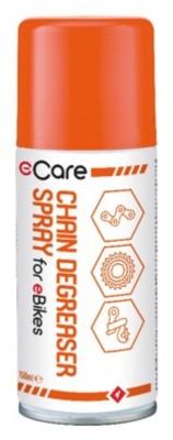 spray nettoyant chaîne Weldtite E-Care