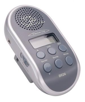 Radio avec recherche automatique