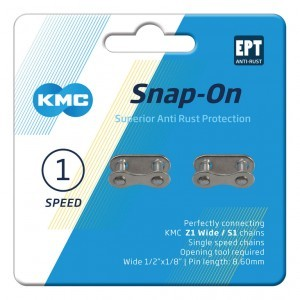 maillon de fermeture Snap-On KMC WideEPT