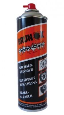 nettoyant freins Brunox Turbo-Clean