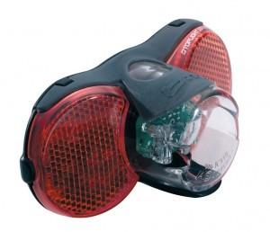Eclairage arrière b&m D-Toplight XS plus