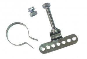 Set de fixation pour protège-chaîne Horn