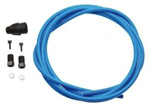 Kit durite de frein à disque Avid bleu