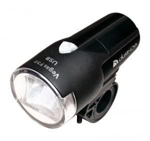 éclairage avant LED Vegas F30 USB