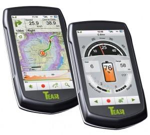 GPS TEASI Volt E-Bike