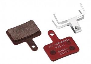 plaquettes de frein Tektro P20.11