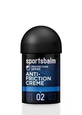 crème protectrice sport Anti Friction