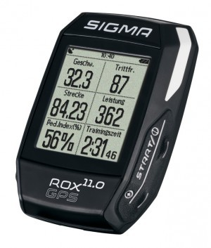 compteur Sigma Rox 11.0 GPS