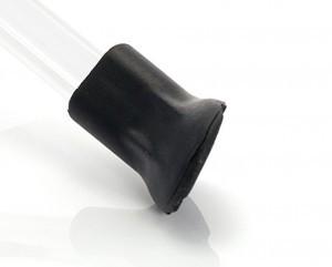 Pied caoutchouté XLC p.béquille latérale