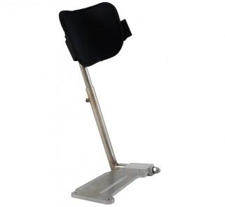 Tuteur de jambe sans fixation des pieds, gauche, Taille 37 à 48 cm