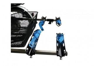 Adaptateur pour fauteuil roulant (sans fauteuil roulant)