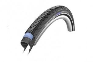 3 x Pneus increvables Marathon plus- montage inclus en remplacement des pneus d'origine