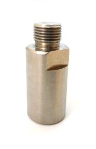 Prolongateur de pédale 4 cm droite