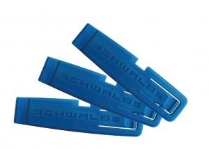 set démonte-pneus Schwalbe bleu