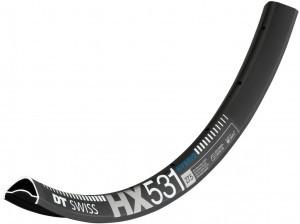 jante DT Swiss HX 531 27,5'/30mm noir