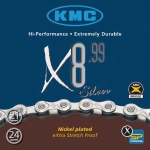 Chaîne KMC X-8-99