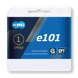 chaîne KMC e101 EPT moyeu à vit. int.
