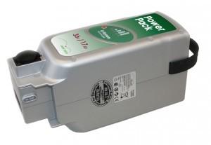 Batterie Panasonic Lithium 36V-17Ah - Spécial E-trike