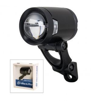 éclairage avant Herrmans H-Black Pro D