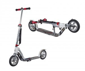 Trottinette Big Wheel Air Hudora alu 8'