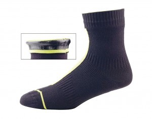 chaussettes Route SealSkinz Ankle