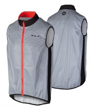 gilet coupe-vent Wowow Kluisberg