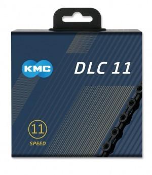 chaîne KMC DLC 11 noir