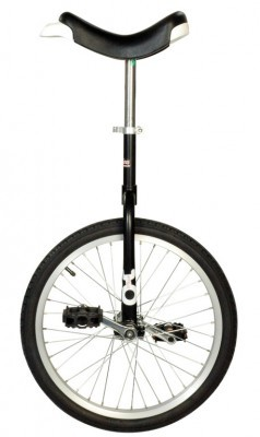 Monocycle OnlyOne 20' noir