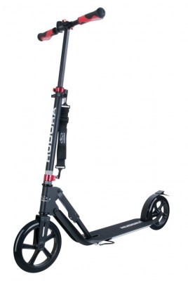 trottinette Big Wheel Style Hudora alu9'