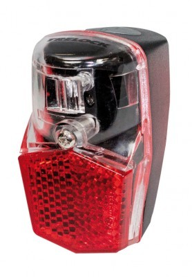 écl. arrière à pile LED Trelock Duo Batt