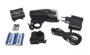 Kit phares à battéries DEL b&m IXON IQ