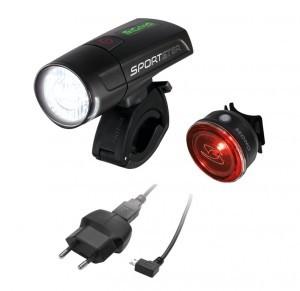 éclairage LED AV à piles Sportster/Mono