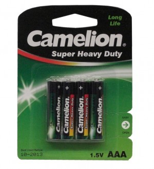 pile Camelion Green Micro R03