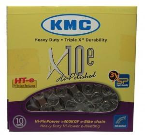 chaîne de trans. KMC X-10-E pour E-Bike