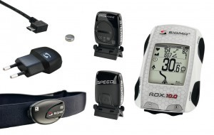compteur Sigma ROX 10 set GPS