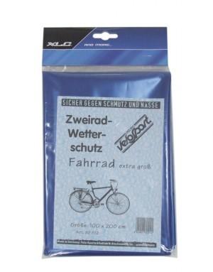 bâche de protection vélo