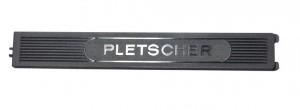 Carter plastique Pletscher compar. pompe