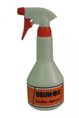 pistolet pulvérisateur Brunox vide