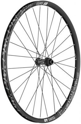 roue AV DT Swiss E1900 Spline 27.5'/25m