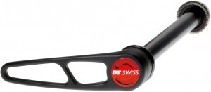 axe trav. QR AV DT Swiss RWS thru bolt
